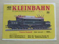 Kleinbahn - Ein osterreichisches Erzeugnis (nedatováno) prospekt - německy