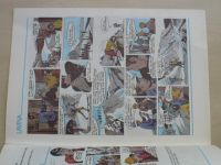 Kolář - Modrá pětka na bronzovém stupni (1988)