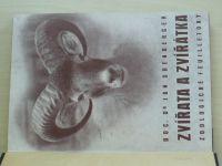 Obenberger - Zvířata a zvířátka (1944)