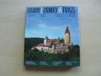 Wagner - Hrady, zámky a tvrze středních Čech (1974) česky, rusky, německy, anglicky, francouzky