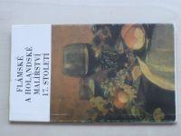 Alšova jihočeská galerie - Flámské a Holandské malířství 17. století (1983)