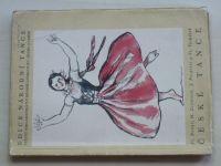 Bonuš, Livorová - České tance (1953) obálka Svolinský