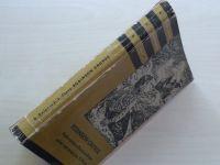 Defoe, Pleva - Robinson Crusoe (SNDK 1958) KOD 29, il. Burian