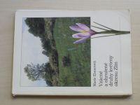 Elsnerová - Vzácné a ohrožené druhy květeny okresu Zlín (1995)