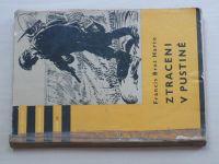 Harte - Ztraceni v pustině (1958) KOD 25, il. Burian