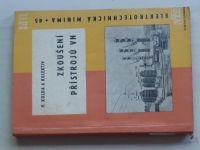 Kulda - Zkoušení přístrojů VN (1963)