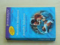 Lékařská romance Duo, č.42: Webberová - Zkouška ohněm, Taylorová - Prozrazené tajemství (2002)
