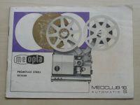 Meoclub 16 Automatic S - Promítací stroj 853140 (nedatováno)