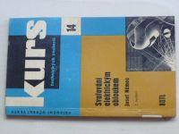 Němec - Svařování elektrickým obloukem (1961) Kurs technických znalostí 14