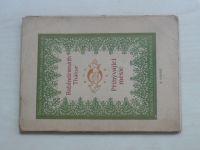 Rabindranáth Thákur - Přibývající měsíc (1920)