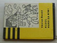 Řezáč - Kluci, hurá za ním! (SNDK 1958) KOD 32, il. J. Čapek