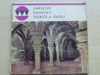 Uhlíř - Umělecké památky Třebíče a okolí (nedatováno)