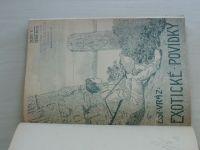 Vráz - Exotické povídky I. díl (Topič 1910)