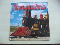 All Aboard! Trains - A 2000 Calendar (1999)