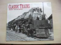 Classic Trains - 2004 Calendar