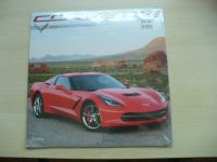 Corvette - 2016 Official 18-Month Calendar