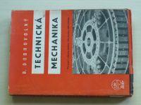 Dobrovolný - Technická mechanika (1946)