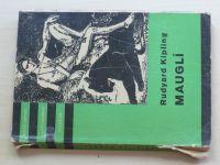 Kipling - Mauglí (SNDK 1958) KOD 30, il. Burian