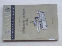 Korolkov - Mechanický záznam zvuku (1954)