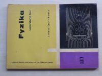 Mikulíček - Fyzika - Laboratorní část (1963)