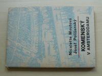 Moutová, Polišenský - Komenský v Amsterodamu (1970)