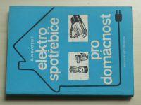Novotný - Elektrospotřebiče pro domácnost (1967)