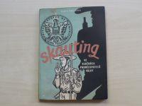 Poledňák - Skauting ve službách podněcovatelů války(1953)