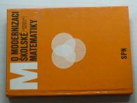 Šedivý - O modernizace školské matematiky (1973)