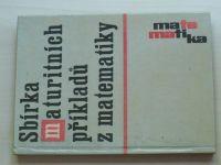 Benda - Sbírka maturitních příkladů z matematiky (1968)