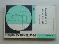 Jarník, Šisler - Jak řešit rovnice a jejich soustavy (1969)