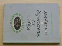 K. H. Borovský - Křest sv. Vladimíra x epigramy (1956)