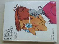 Kolář - Z deníku kocoura Modroočka (1986) il. Zmatlíková