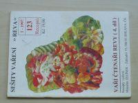 Sešity vaření Reva 1 - Vaří čtenáři Revy (1997)