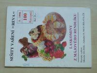 Sešity vaření Reva 5 - Laskominy z májového rendlíku (1998)