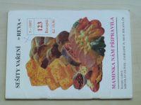 Sešity vaření Reva 5 - Maminka nám připravila (1997)