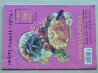 Sešity vaření Reva 7 - Dovolená začala (2000)