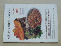 Sešity vaření Reva 9 - Bramborové ohlédnutí, houbové pochutnání (1997)