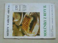Sešity vaření Reva - Moučníky z Revy II. (nedatováno)