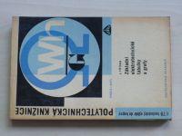 Tříska - Základní elektrotechnické tabulky a grafy (1966)