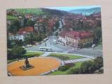 Luhačovice - Náměstí Rudé armády