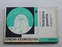 Deskriptivní geometrie - Příručka pro přípravu na vysokou školu (1966)