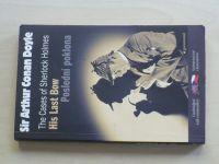 Doyle - The Cases of Sherlock Holmes - His Last Bow / Poslední poklona (2008) bilingvální text