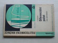 Havlíček - Diferenciální počet - Pro začátečníky (1965)