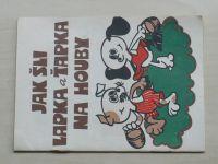 Jak šli Lapka a Ťapka na houby (1977)