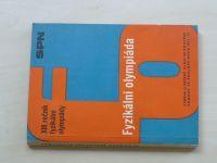 Košťál, Náter, Suchánek - XIII. ročník fyzikální olympiády - zpráva o řešení úloh... 1971/72 (1973)