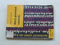 Kouba - Malý přehled vzorců (1963)