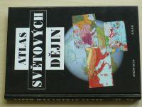 Parker - Atlas světových dějin (1999)