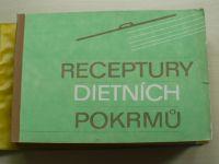 Receptury dietních pokrmů (nedatováno)
