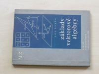 Vyšín - Základy vektorové algebry (1966)