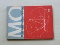 XV. ročník matematické olympiády - zpráva o řešení úloh ze soutěže ... 1965-1966 (1967)